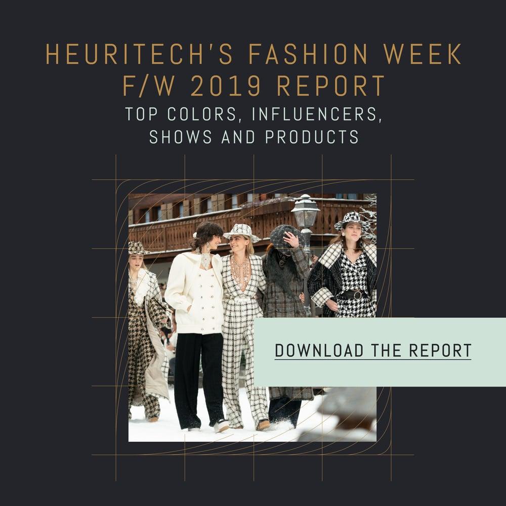 Post Fashion Week Report